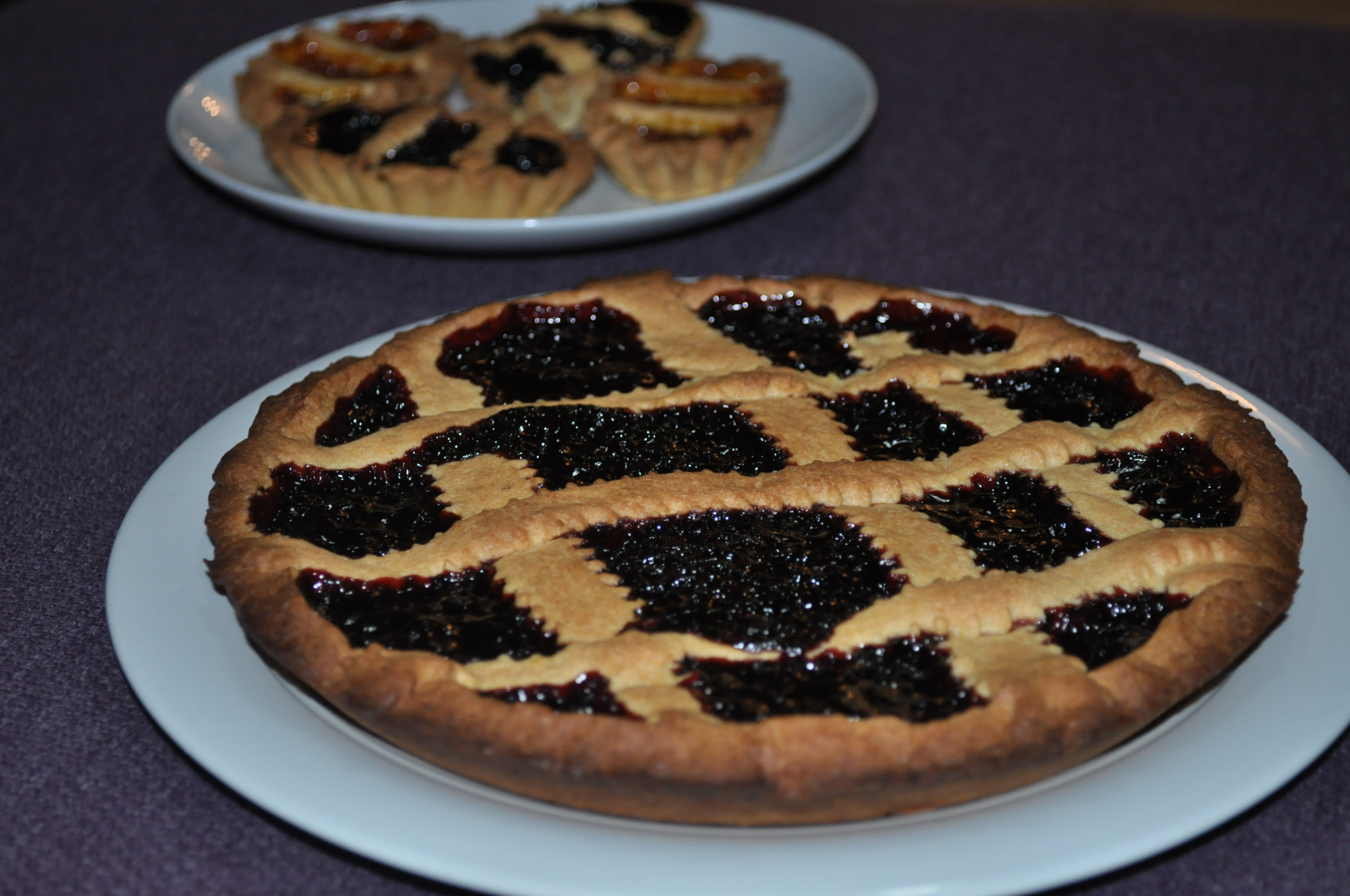 Crostata creativa
