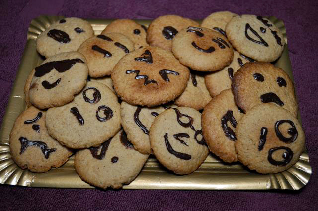 Biscotti emoticon
